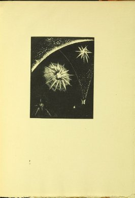 """The Stars also,"" illustration VIII, in the book Genesis from the Bible (Soho (London): The Nonesuch Press, 1924)"