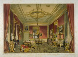 The Queen's Private Sitting Room