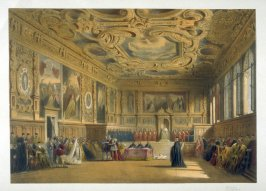 Hall of the Great Senate, Ducal Palace