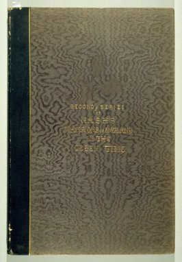 The Mansions of England in the Olden Time, second series (London: T. M'Lean, 1840