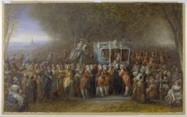 The King's Entry into Paris