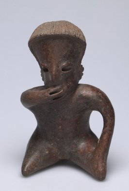 Small Seated Figure
