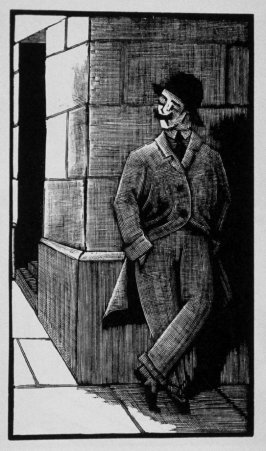 First image (of ten) for The Sin , chapter 13 in the book Destiny, A Novel in Pictures by Otto Nückel (New York: Farrar and Rinehart,Inc. [1930 ])