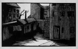 First image (of eighteen) for Burden , chapter 14 in the book Destiny, A Novel in Pictures by Otto Nückel (New York: Farrar and Rinehart,Inc. [1930 ])