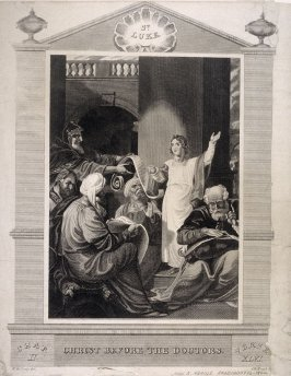 Christ before the Doctors