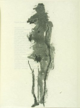 Untitled, in the book Territory by Mary Julia Klimenko (San Diego: Brighton Press, 1993)