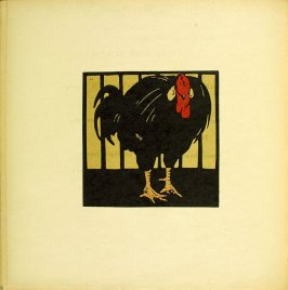 "Untitled, illustration accompanying the rhyme ""Cock O' the North,"" in the book The Square Book of Animals (London: William Heinemann, 1900)"