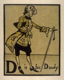 An Alphabet: D is for Dandy