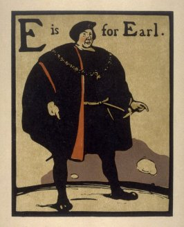 An Alphabet: E is For Earl