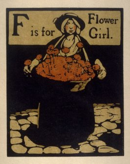 An Alphabet: F is For Flower Girl