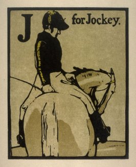 An Alphabet: J for Jockey