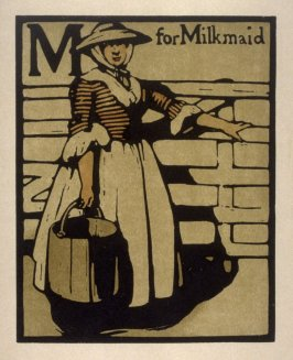 An Alphabet: M for Milkmaid