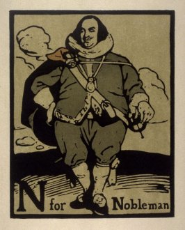 An Alphabet: N for Nobleman