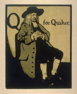 An Alphabet: Q is for Quaker