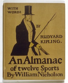 An Almanac of Twelve Sports , with Words by Rudyard Kipling (London: William Heinemann, 1898)