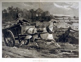 The force of early habits - from Harper's Weekly 14 July 14, 1877), pp.544 & 545