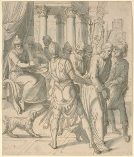 Christ before Pilate (Pilate Washes His Hands)