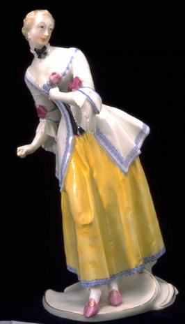 "Figurine of ""Lucinda"""