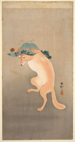 Harvest Fox Spirit (messenger of Inari, god of the crops)