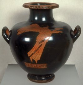 Red-figure hydria