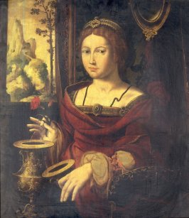 Lady as Mary Magdalen