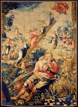 Jacob's Dream (fragment) from The History of Jacob series