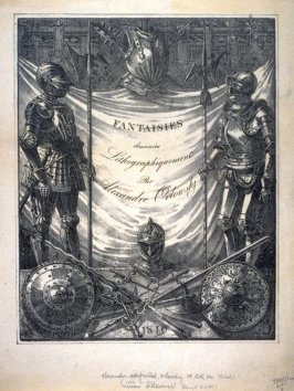 Fantaisies (Title page)