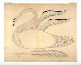 Swan and Feather