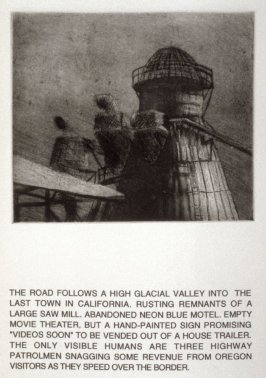 Second plate in the book, Meander Line (2nd ed., privately published, 1993)