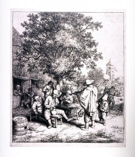 The Fiddler and the Hurdy-Gurdy Boy