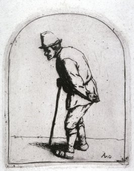 Peasant with a Crooked Back