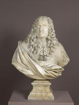 Portrait Bust of Maffeo Barbarini, Prince of Palestrina