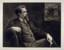 Portrait of Henry Stacey Marks