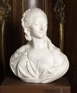 Bust of Mme. Du Barry