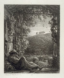 The Sleeping Shepherd; Early Morning