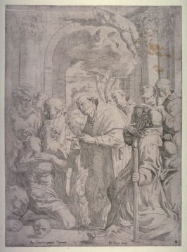 The Communion of St. Jerome