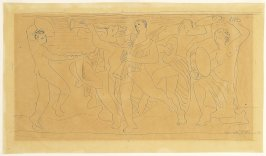 Study for the Allegory of Music: The Corybantes
