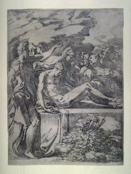 The Entombment (second version)