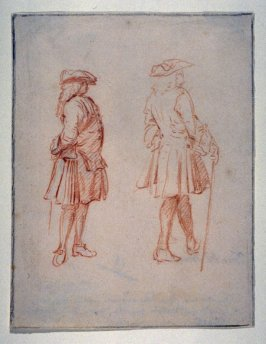 Studies of a Standing Male Figure