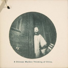 A Chinese Maiden Thinking of China, in the album Chinatown, San Francisco