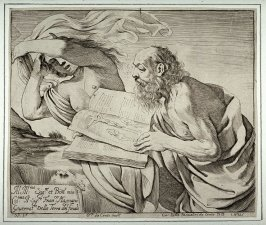 St. Jerome tempted by a Female Demon