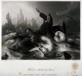 Whalers Attacked by Bears