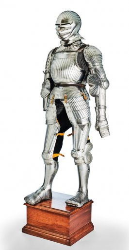 Suit of Tilting Armor