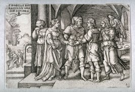 Tobit's marriage to Sarah