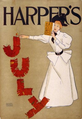Harper's July 1894