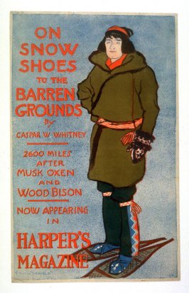 Harper's February 1896 (On Snowshoes to the Barren Grounds)