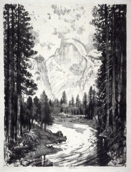 The Sentinel, From the River