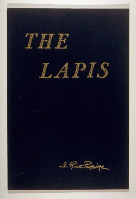 The Lapis by I. Rice Pereira ([New York: George Wittenborn, 1957])