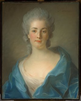 """Portrait of a Woman, known as the """"Marquise d'Anglure"""""""