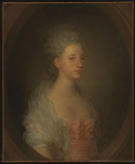 Portrait of a Woman (Mme. Braun?)
